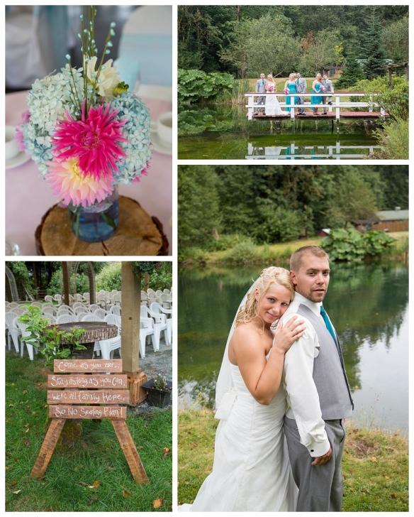Barkley Brooks Wedding - Fort Langley